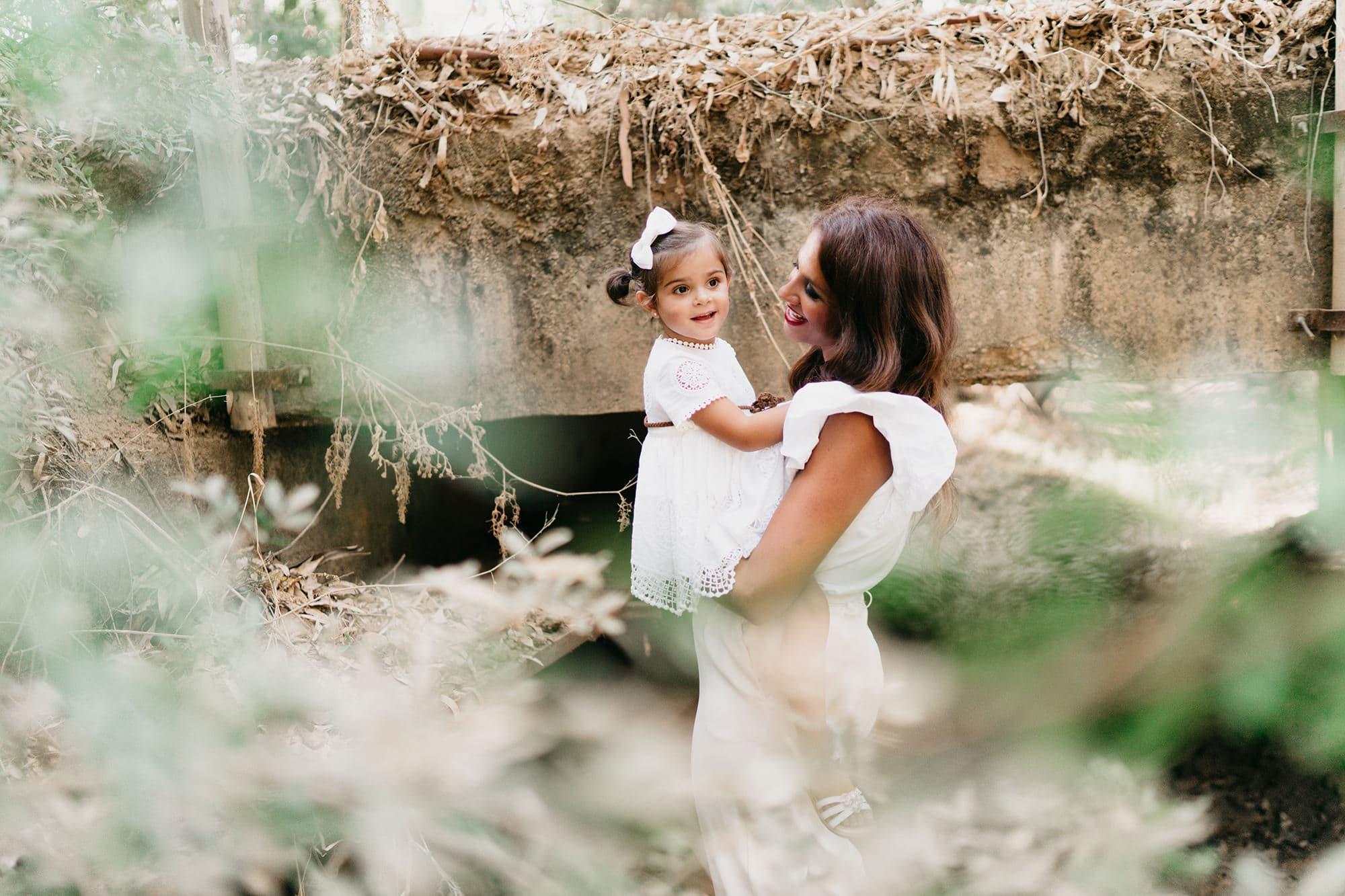 Reportaje de familia en Doñana
